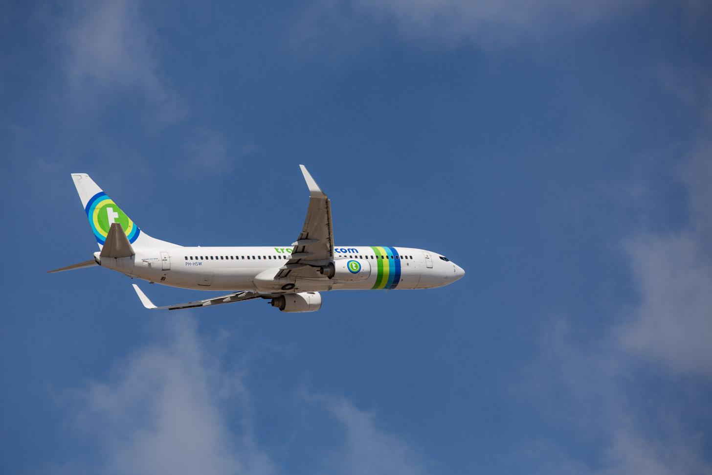 met Transavia naar Lanzarote vliegen